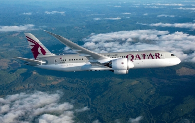 Qatar Airways will deploy a Boeing 787-8 «Dreamliner» between Doha and Geneva