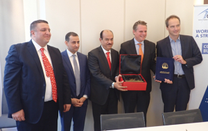 Signature of Memorandum of Understanding between Geneva Chamber of Commerce, Industry and Services and the Federation of Chambers of the Gulf Cooperation Council